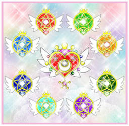 Eternal Star Power Make Up by EmperatrizAyumi