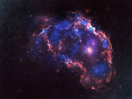 nebula far away by mursyidi1986