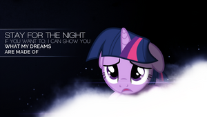 Stay For The Night by DividedDemensions