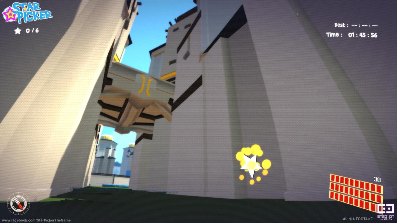 StarPicker - alpha footage 13 by JR-T