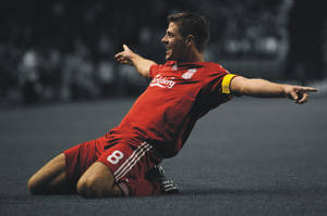Steven Gerrard by eNrib-n0v84