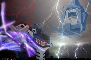 Ultra magnus background by galux54