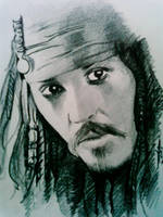 Jack Sparrow, Captain 2 by phantomphreaq