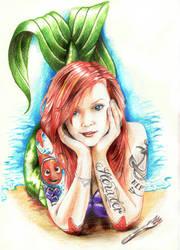 Ariel by phantomphreaq