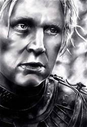 Brienne Of Tarth by phantomphreaq