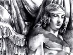 Archangel Gabriel by phantomphreaq