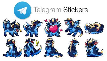 [M4wie] Sticker Pack by teryxc