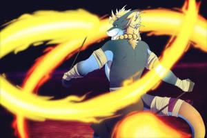 [Sky3] Dragon Dance by teryxc