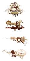 chocolate graphix by forkiu
