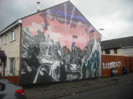 Blitz mural by Keresaspa