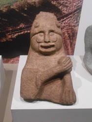 Ancient idol by Keresaspa