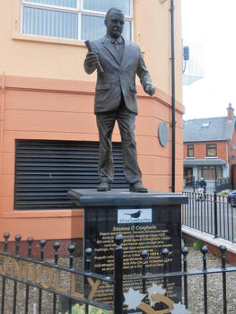 James Connolly by Keresaspa