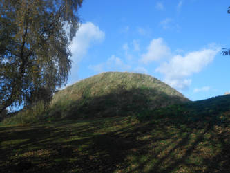 Dundonald motte back by Keresaspa