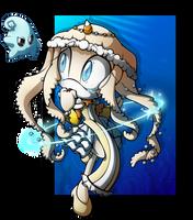 .:PM:S1:Cornelia The Jellyfish:. by RubySp00n