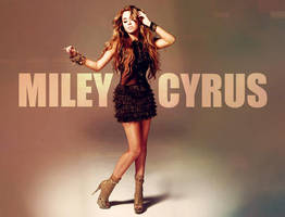 Miley Cyrus by SuperGirl02