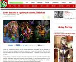 LB  and GA-HQ.com on Destructoid by Reinhold-Hoffmann
