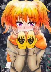 Little Yang - Winter Wonderland by extremerazr