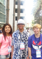 We met Tay Zonday by SpunkyRacoon