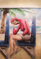 Beach bus by Juan0G