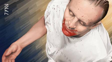 Dr. Lecter by Juan0G
