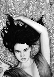 Isabel II by Juan0G
