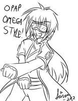 iAV-OPAP OMEGA STYLE by Foxy-Sierra
