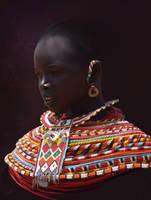 African Woman by SelaShaik