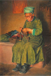 Preparing Spools by MingYou-Xu