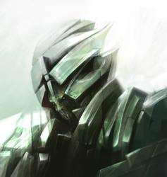 Smaragd Guardian by unwirklich