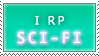 RPStamp Roleplay Sci-Fi by PharaohQueen