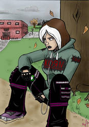 School Yard: Rogue by RogueRider