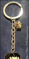 Keychain Betty boop by lamu1976