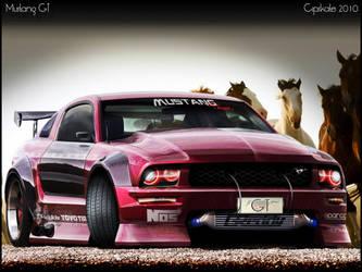 Mustang GT by CipSkate