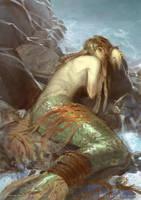 Mermaid by Kapsikom