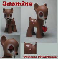 Jasmine by DeepDarkCreations
