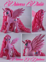 Princess Pinkie by DeepDarkCreations