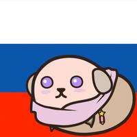 Hetalia Mameshiba-Russiashiba by secret-spy-guy
