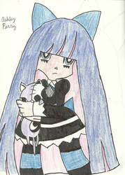 Stocking and Kitty by dark-uke736
