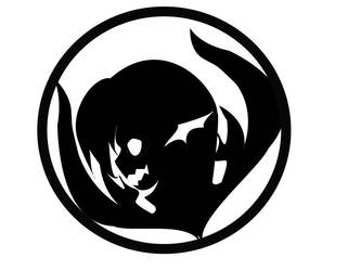 DemonGirl_Logo by dark-uke736