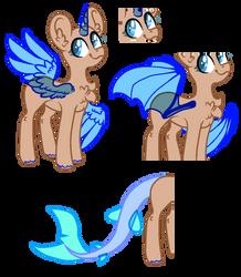 Friendly pony [Base] by Trickate