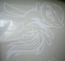 More pony stickers - Rainbow Dash by Ralfskunk
