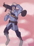Rocketjump by Brave-Coward