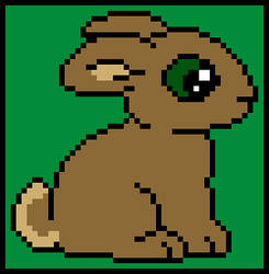 Bunny by MagicRain100