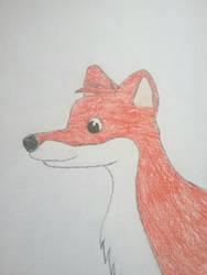 Fox by MagicRain100