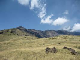 Etna by Olgola