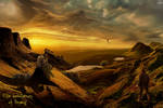 The Hobbit - The desolation fo Smaug by Olgola