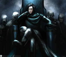 Master of the Knights of Ren by dromsfallenruins