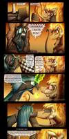 Side Comic: Bad Romance by Caustizer