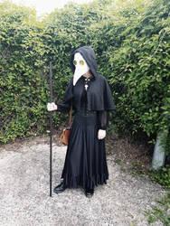 Plague doctor costume 1 by Eldritch-Error