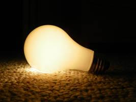 Unscrewed Light Bulb Trick by atkinsonian2